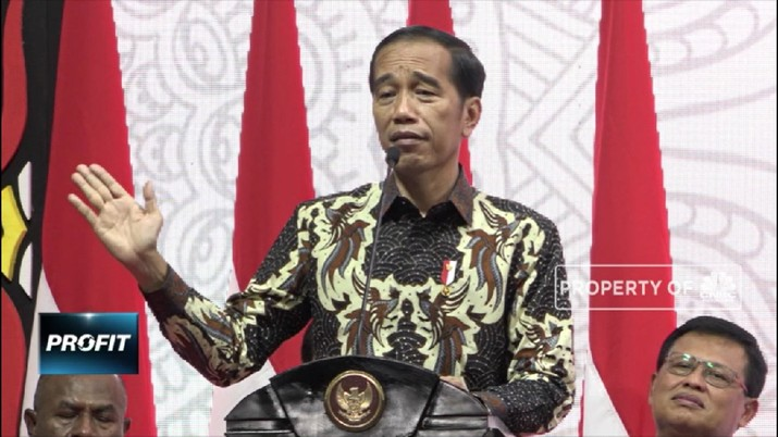 Perubahan Teknologi, Jokowi: Dulu Teratur, Kini Acak Kadut