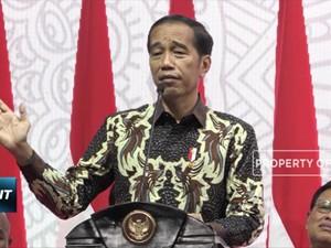 Jokowi Sebut Pembangunan Infrastruktur Untuk Pemerataan