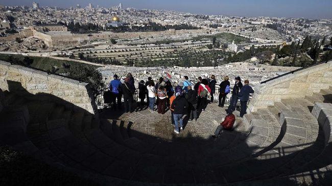 AS Klaim Pemukiman Yahudi di Wilayah Palestina Legal