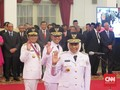Khofifah Resmi Jadi Gubernur Jawa Timur