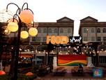 Mengintip Food Court Pulau Reklamasi yang tidak Berizin
