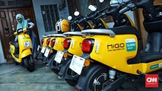 Migo Tunduk Aturan, Disebut Lulus Uji Tipe Kendaraan