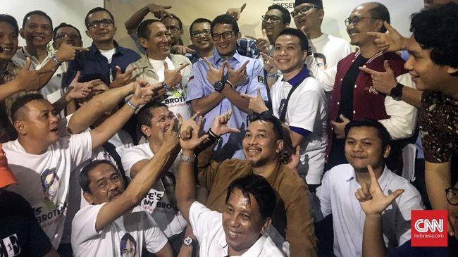 SMA Pangudi Luhur Bantah Fasilitasi Deklarasi Dukung Sandiaga