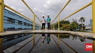 Bantuan Air di Jakarta Diklaim Tiba dalam Dua Jam