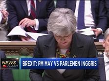 Brexit: PM May Vs Parlemen Inggris
