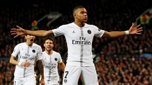Mbappe Lewati Ronaldo dalam Perburuan Sepatu Emas Eropa