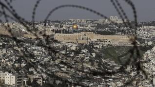 AS Janjikan Uang Triliunan dalam Peta Damai Palestina-Israel