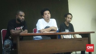 Golput, Aktivis West Papua Tuding Jokowi Prabowo Sama Saja