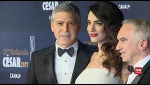 VIDEO: George Clooney Kritik Media Soal Berita Meghan Markle