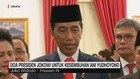 Doa Presiden Jokowi untuk Kesembuhan Ani Yudhoyono
