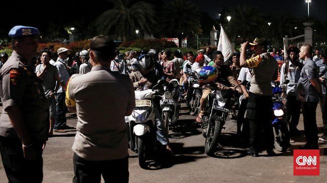 Awak Mobil Tangki Adang Jokowi, Istana Sebut Salah Sasaran