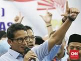 Sandi Tak Mau Tanggapi Isu Kubu Jokowi yang Memecah Belah
