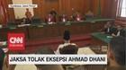 Jaksa Penuntut Umum Tolak Eksepsi Ahmad Dhani