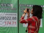 Perang Dagang Makin Panas, Bursa Hong Kong Hijau Saat Jeda