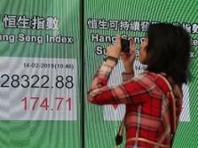 Harapan Damai Dagang Muncul, Indeks Shanghai Melejit 1,7%