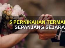 Ini Dia 5 Pernikahan Termewah Sepanjang Sejarah