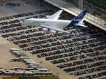'Bunuh' Pesawat A380, Laba Airbus Anjlok 86%