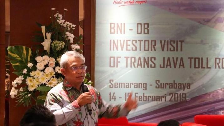 Kumpulkan Investor, BNI Pamerkan Kesuksesan Tol Trans Jawa