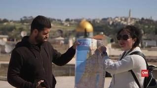 VIDEO: Panduan Tur Yerusalem Ala Warga Palestina dan Israel