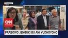 Prabowo Jenguk Ibu Ani Yudhoyono