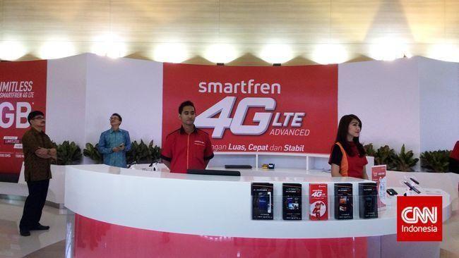FREN Walau 12 Tahun Merugi, Saham Smartfren Sudah Meroket 132%!