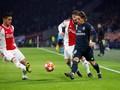 Gol Dianulir, Ajax Tahan Imbang Madrid di Babak Pertama