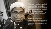 Tenaga Ahli KSP Ali Mochtar Ngabalin