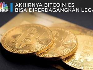 Sah! Bitcoin Cs Kini Dapat Diperdagangkan di RI