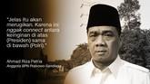 Anggota BPN Ahmad Riza Patria
