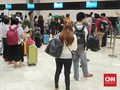 Luhut Desak Maskapai Evaluasi Tarif Tiket Pesawat 'Selangit'