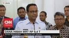 Kementerian Keuangan Serahkan Dana Hibah MRT Rp.9,4 T