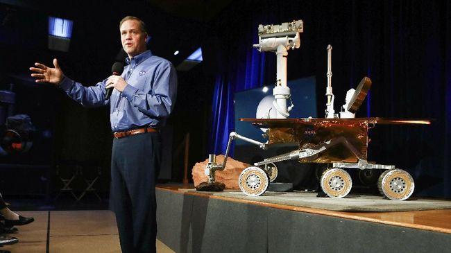 5 Fakta Rover Opportunity yang 'Tutup Usia' di Mars
