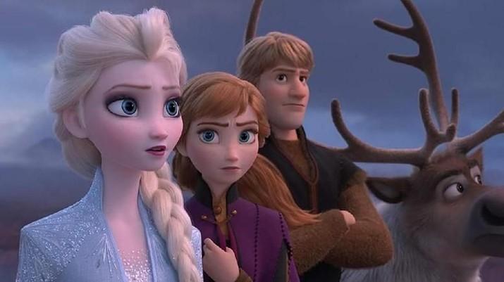 Disney menggadang-gadang Frozen sebagai film ke-6 di tahun ini yang bisa meraup omzet box office di atas US$ 1 miliar. Bisakah