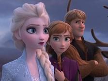 Mulai Tayang, Mampukah Frozen 2 Tembus Box Office US$ 1 M?