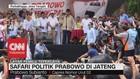 Safari Politik Prabowo di Jateng