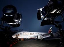 Emirates Airlines Menyerah, Staf Diminta Cuti Tanpa Digaji