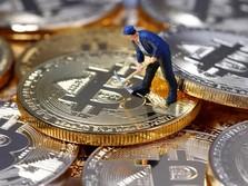 Terlambat, RI Baru Legalkan Bitcoin Cs Ketika Harga Anjlok