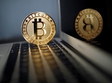 Harga Bitcoin Rekor Lagi, Sekeping Rp 881 Juta! Wow...