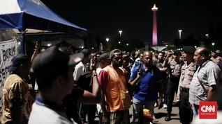 Kronologi Penangkapan 35 Eks Pekerja Freeport di Depan Istana