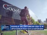 Google Bangun Kantor Baru Senilai Rp 184 Triliun