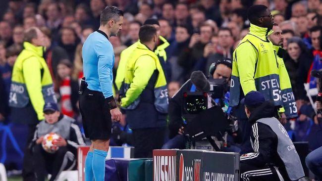 Sergio Ramos: Saya Pendukung VAR