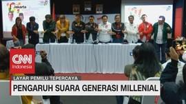 TKN Jokowi-Ma'ruf Ingatkan Milenial Untuk Tidak Golput