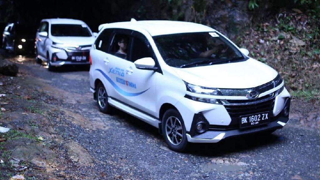 Uji Irit Daihatsu Xenia 1.5L di Sibolga, Berapa Angkanya?