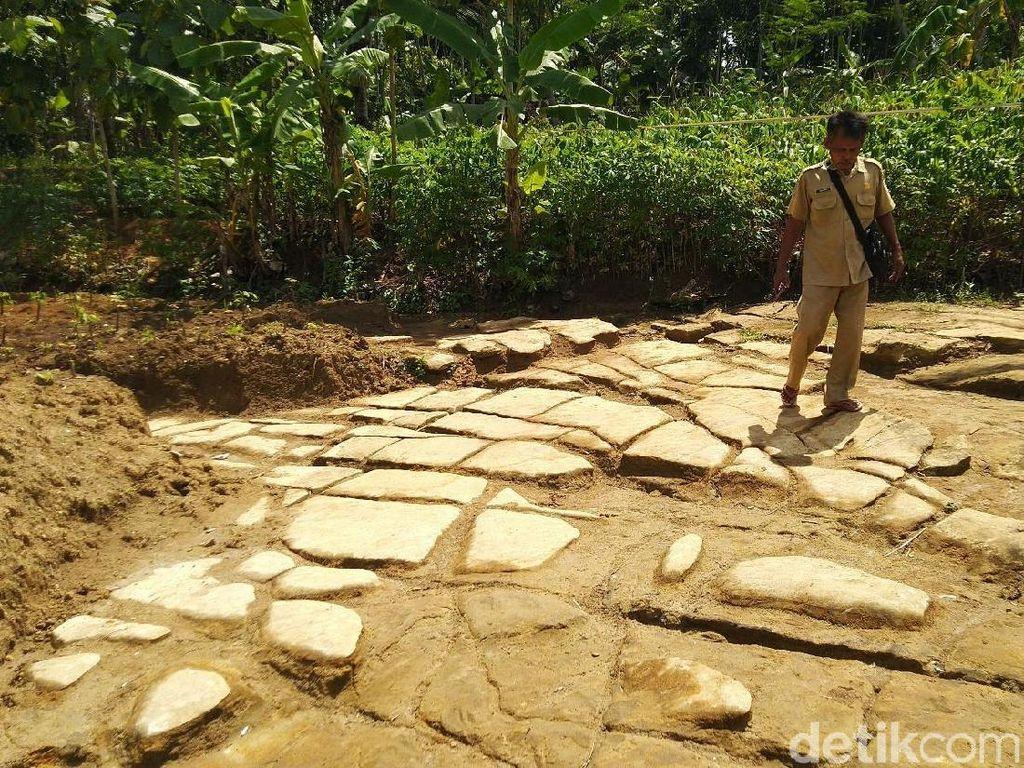 Ini Jenis Situs 'Batu Puzzle' di Ciamis
