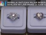 Berharga Ratusan Miliar, Berlian Ini Laris di Hari Valentine