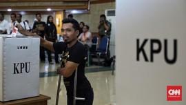 Komisioner KPU Absen di Sosialisasi Pemilu untuk Difabel