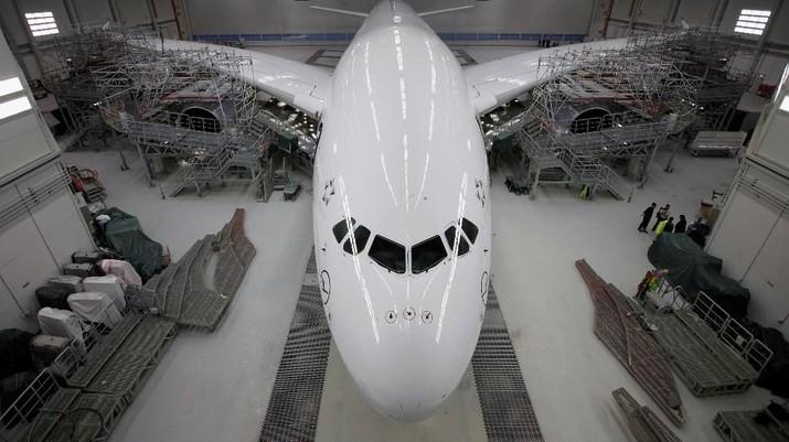 Mari Ucapkan Selamat Tinggal pada Airbus A380