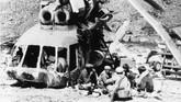 Penarikan pasukan Uni Soviet menjadi lambang kekalahan mereka terhadap gerilyawan Afghanistan. (REUTERS/John O'Brien)
