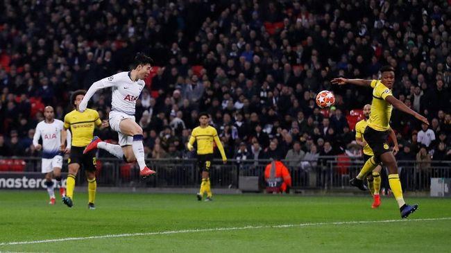 Tottenham Menang Telak 3-0 atas Dortmund di Liga Champions