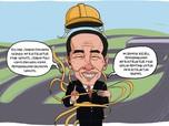 Sederet Bukti Konkret Pembangunan Infrastruktur Jokowi